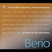 Berio: The Complete Sequenzas