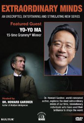 Extraordinary Minds: Yo-Yo Ma [DVD]