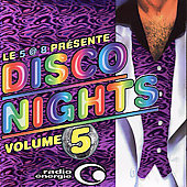 Various Artists: Disco Nights, Vol. 5 [Zyx]