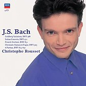 Collector's Edition - Bach: Harpsichord Works / Rousset