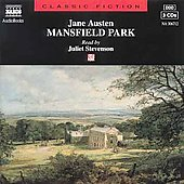 Jane Austen: Mansfield Park [Audio Book]