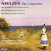 Nielsen: Concertos / Matsuyama, Stinton, McCaw, et al
