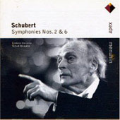 Schubert: Symphonies Nos. 2 & 6