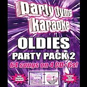 Sybersound: Party Tyme Karaoke: Oldies Party Pack, Vol. 2