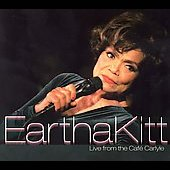 Eartha Kitt: Live from the Cafe Carlyle