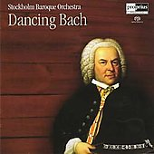 Dancing Bach / Stockholm Baroque Orchestra