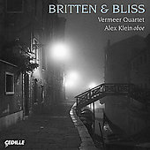 Britten, Bliss: Music for Oboe and Strings, Quartets / Klein