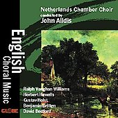 English Choral Music / Alldis, Netherlands Chamber Choir