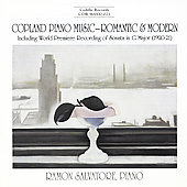 Copland Piano Music - Romantic & Modern / Ramon Salvatore