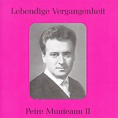 Lebendige Vergangenheit - Petre Munteau Vol 2
