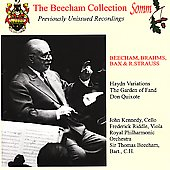 Beecham Collection - Brahms, Bax, Strauss / Beecham