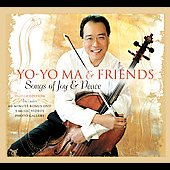 Songs of Joy and Peace / Yo-Yo Ma & Friends [Deluxe edition - bonus DVD-Video]