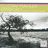 Mahler: Symphony No. 7 / Leaper, Orquestra Filarmo