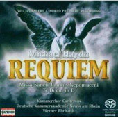M. Haydn: Requiem / Werner Ehrhardt
