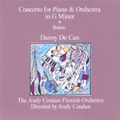 Concerto for Piano and Orchestra in G Minor