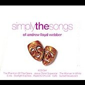 Various Artists: Simply the Songs of Andrew Lloyd Webber