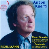 Kuerti Plays Schumann