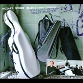 Weber, Bliss: Clarinet Quintets / Meyer