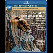 Chopin: Piano Concerto No. 1; Fantasy on Polish Airs; Krakowiak [Blu-ray audio]