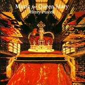 Music for Queen Mary - Henry Purcell