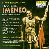 Handel: Imeneo / Palmer, Ostendorf, Baird, Opalach, et al