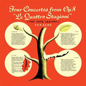 Vivaldi: Four Concertos from Op. 8