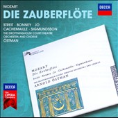 Mozart: Die Zauberfl&#246;te / Sigmundsson, Streit, Bonney, Jo