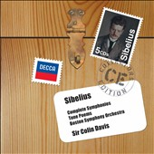 Sibelius: Complete Symphonies & Tone Poems / Colin Davis, Boston Symphony