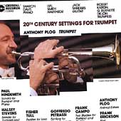 20th Century Settings for Trumpet / Plog, Sanders