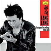 Lang Lang: Complete Recordings 2000-2009 [12 CDs]