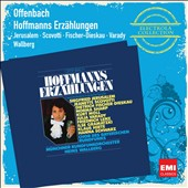 Offenbach: The Tales of Hoffmann / Jerusalem, Scovotti, Fischer-Dieskau, Varady. Wallberg (Electrola Collection)
