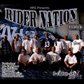 Various Artists: Rider Nation [PA]