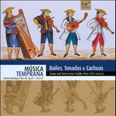 Songs and dances from Trujillo, Peru (18th century) / Musica Temprana