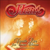 Heart: Fanatic Live from Caesars Colosseum [Digipak]