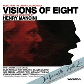 Henry Mancini: Visions of Eight, film score; Just You and Me Together Love, songs