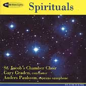 Spirituals / Paulsson, Graden, et al
