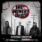 Winery Dogs: The Winery Dogs [Special Edition] [Digipak] *