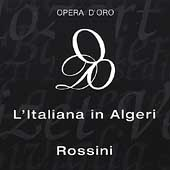 Rossini: L'Italiana in Algeri / Sanzogno, Berganza, et al