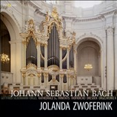 Johann Sebastian Bach: Organ Works, Vol. 2