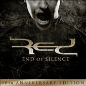 Red (Alternative CCM): End of Silence [10th Anniversary Edition] [Slipcase]