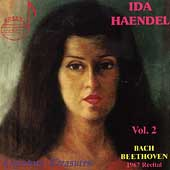 Legendary Treasures - Ida Haendel Vol 2 - Bach, Beethoven