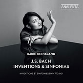 J.S. Bach: Inventions et Sinfonies BWV 772-801