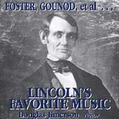 Lincoln's Favorite Music / Douglas Jimerson