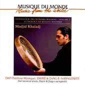 Madjid Khaladj: Anthology of Iranian Drums, Vol. 2