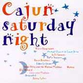 Various Artists: Cajun Saturday Night [Easydisc]
