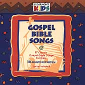 Cedarmont Kids: Gospel Bible Songs