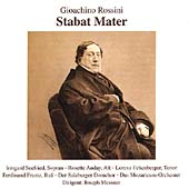Rossini: Stabat Mater / Seefried, Anday, Fehenberger, et al