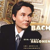 Bach: Transcriptions / Salonen, Los Angeles Philharmonic