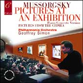 Mussorgsky: Pictures at an Exhibition, etc / Simon, et al