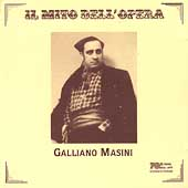Il Mito Dell'Opera - Galliano Masini